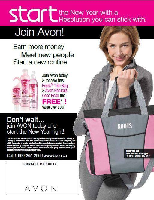 Avon Special for Blog