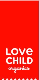 Love Child Ribbon Logo_red
