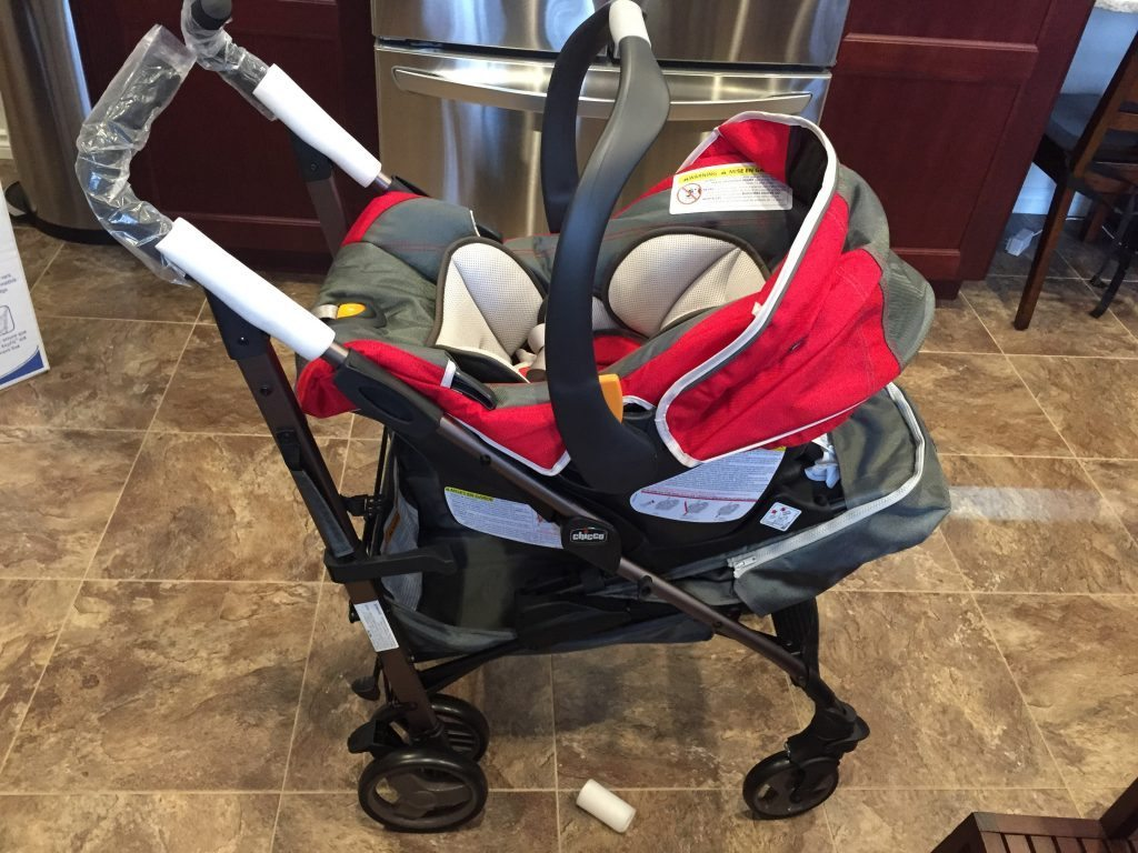 Chicco KeyFit 30 Infant Car Seat 4