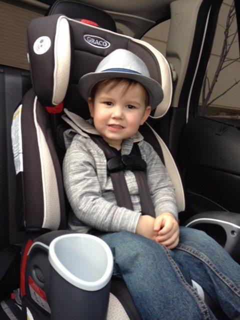 graco nautilus multi stage car seat manual
