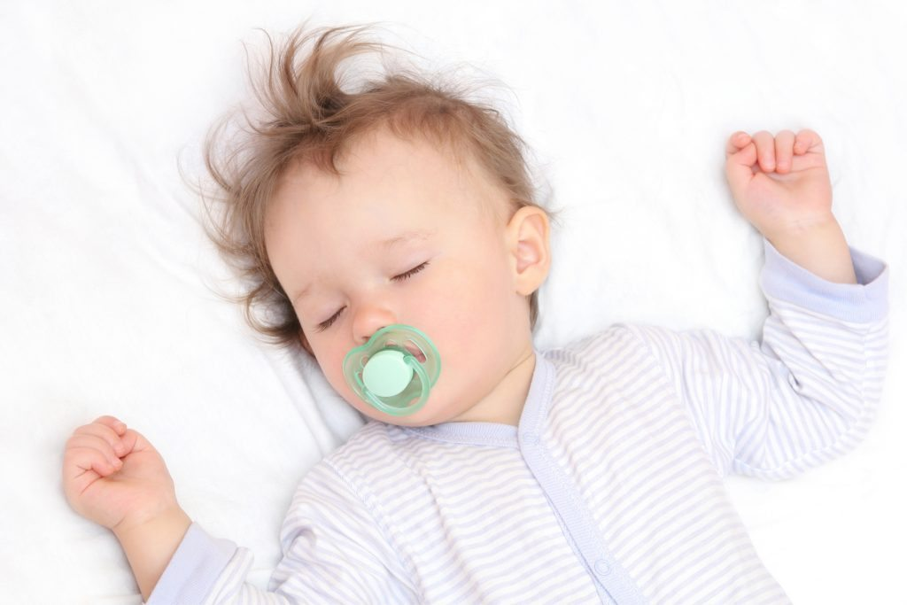 how to teach your baby to put themselves to sleep