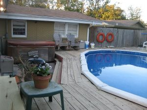 Image 4 - Backyard pool
